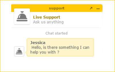 Buy Live Chat Online Script for Page