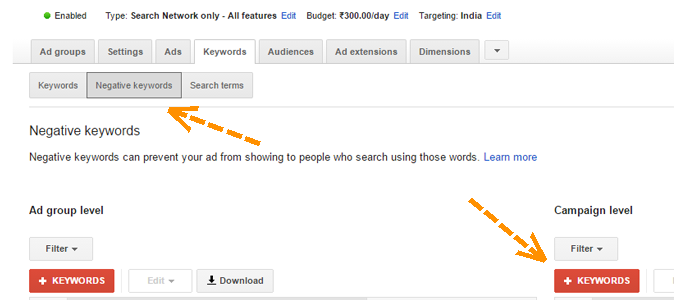 optimize adwords for conversions