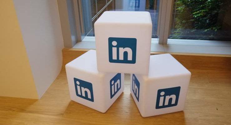 your linkedIn profile revealed
