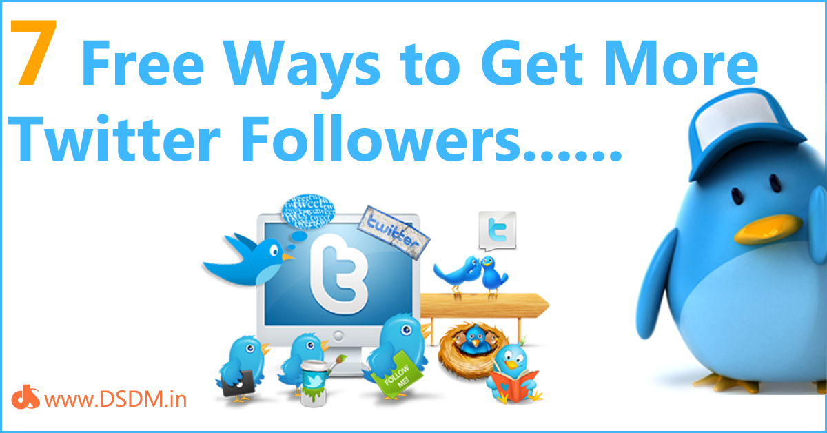7 Practical Ways To Get More Twitter Profile Followers