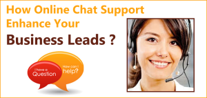 How Live Chat Support Enhance Your Business Leads ?
