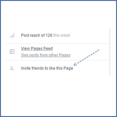 How to Increase Facebook Likes For Business Step 2