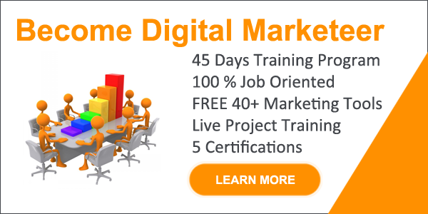Digital Marketing Coaching in Delhi