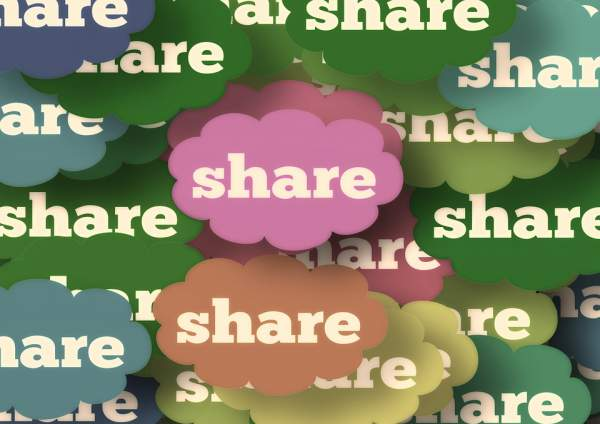 Social Share boosting