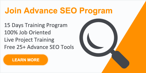 Best Institute For SEO Training in Delhi
