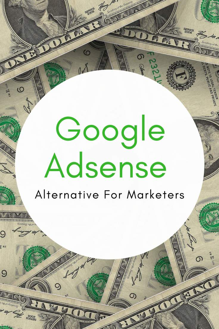 Top Alternative of Adsense - Pinterest Share