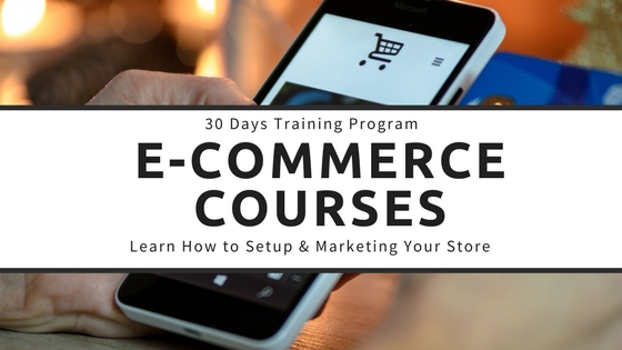 e-commerce courses in west delhi