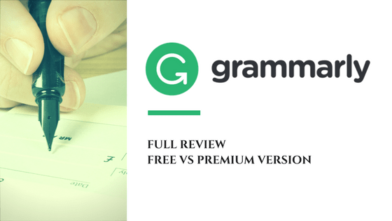 grammarly review 2018