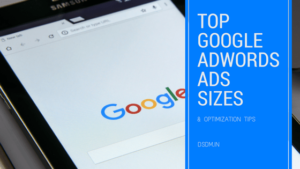adwords ads sizes