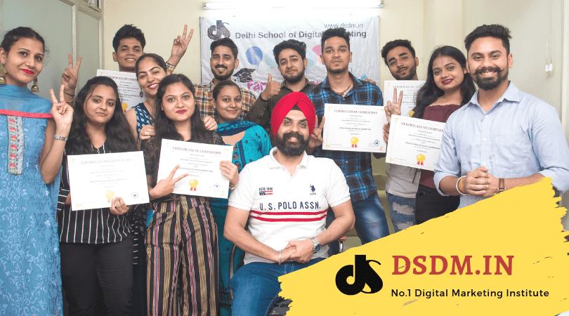 digital marketing institute in west delhi