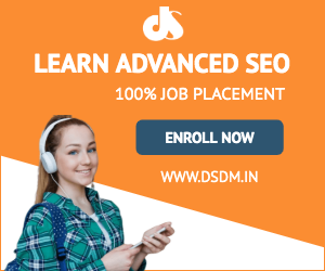 Join Advanced SEO Course