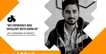 Amit Vishwakarma DSDM.in Review