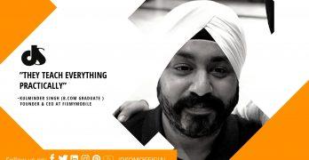 Kulminder Singh DSDM.in Review