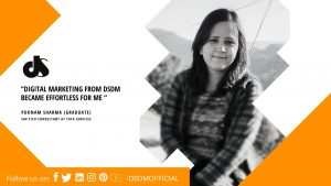 Poonam Sharma DSDM.in Review