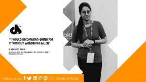 Gurpreet Kaur DSDM.in Review