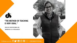 Shalini Kashyap DSDM.in Review
