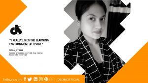 neha jethwa DSDM.in Review